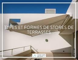 Lambrequin De Store Banne Types Et Formes De Stores De Terrasse