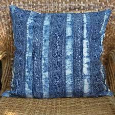 Indigo Home Decor Cushions Pillows Bedspreads Home Decor Batik