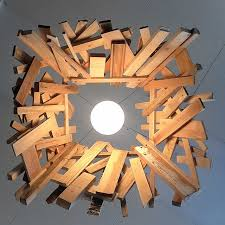 scrap wood scrap wood l by recreate design company upcycledzine