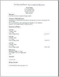 free resume templates for docs free resume templates docs resume template resume