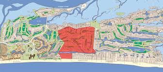 Kings Island Map Plantation Woods South Kiawah Island Real Estate