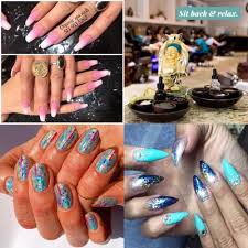 organic spa nails e riverside austin tx nail salon