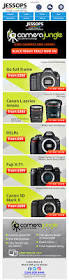 black friday point and shoot camera deals black friday product deals email from jessops email marketing