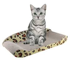 modern scratching post amazon com kitty sofa deluxe the modern corrugated cardboard