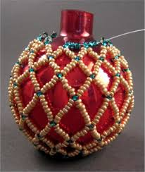 how to make beaded ornaments tutorials the beading gem s