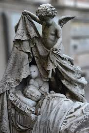 cemetery statues 44 best markers and headstones images on angel