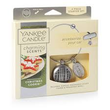 christmas cookie charming scents starter kit yankee candle