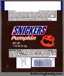 halloween chocolate background snickers u0027 ever evolving halloween pumpkins collectingcandy com
