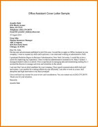 cover letter examples for dental assistant assistant cover letter