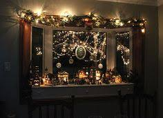 Ideas For Window Decorations At Christmas 30 stunning christmas kitchen decorating ideas u2013 all about