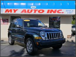 2006 green jeep liberty green jeep liberty huntington station ny my auto inc