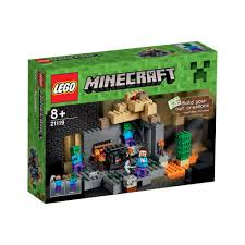 minecraft jeep wrangler lego minecraft the dungeon 21119 20 00 hamleys for lego