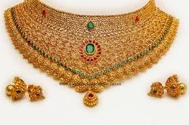 bridal choker necklace images Uncut diamond bridal choker necklace things to wear pinterest jpg