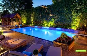 patio ideas cool garden lighting ideas ideas gallery images