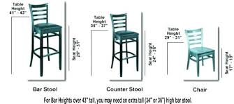 kitchen island stools and chairs standard bar height ideal standard bar height office chair home