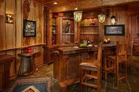 Ideas For Ladder Back Bar Stools Design Rustic Bar Ideas Home Bar Rustic With Slate Floor Chair Back Bar