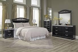 Mirror As A Headboard Constellations 4 Pc Bedroom Dresser Mirror Chest Queen Full