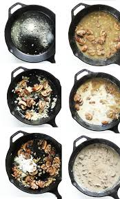 turkey mushroom gravy review by vegan biscuits and gravy minimalist baker recipes
