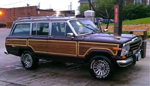 jeep grand wagoneer 1990 grand wagoneer jeep registry