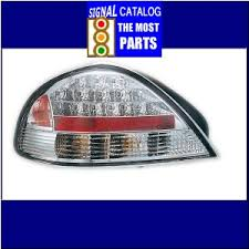 catalog of automotive healight and tail lamp assembly