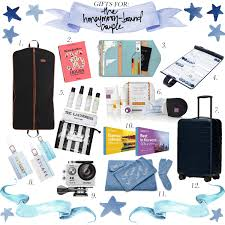 honeymoon essentials gifts travel gift guide for couples going on their honeymoon