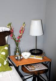 How To Decorate A Side Table by Side Table Ideas Tree Stump Side Table Bedroom Side Table Ideas