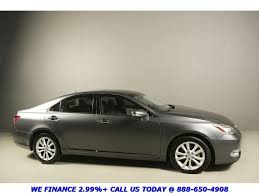 lexus es 350 for sale 2012 2012 lexus es 2012 350 sunroof leather heat cool seats wood for