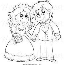 wedding holding hands clipart 35