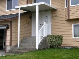 Wall Awning Articles With Front Door Awnings Wood Tag Winsome Awnings For