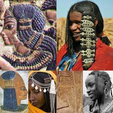 information on egyptain hairstlyes for and ombre hair color trends is the silver grannyhair style west