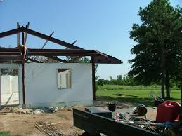 steel icf home ponca city oklahoma construction picture post