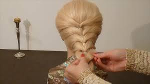 Frisuren Lange Haare Selber Machen Flechten by Einfache Frisur Selber Machen Für Mittel Lange Haare Schule