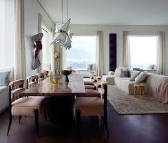 kelly behun designs apartment inside rafael viñoly u0027s 432 park