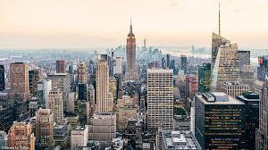 new york skyline wallpaper by neokeitaro on deviantart