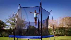 vuly 2 the classic backyard trampoline redesigned kids toys