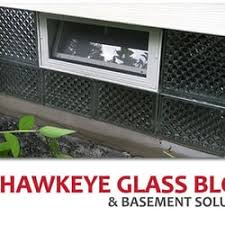 hawkeye glass block and basement solutions windows installation