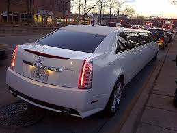 cadillac cts limo cadillac cts stretch limousine as i was walking to the flickr