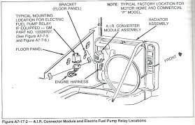 electric fuel pump relay wiring diagram fuel pump electric diagram