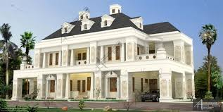 Home Exterior Design Plans Colonial House Plans Luxury Homes Luxury Homes In India Indian