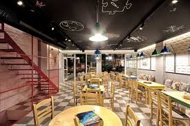 gallery of alaloum board game café triopton architects 5