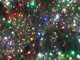 close up of christmas lights on the rockefeller center chr u2026 flickr
