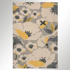 flower area rugs area rugs fabulous floral area rugs cecilia gray modern poppy