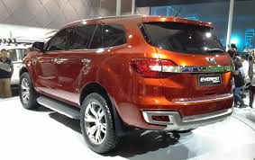 2016 Ford Everest 2016 Ford Everest Release Date United Cars United Cars