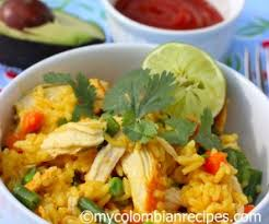 Simple Main Dish - main dishes my colombian recipes