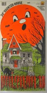 vintage halloween graphic 439 best vintage halloween decorations collection images on