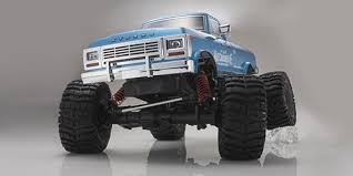 kyosho 1 8 rc brushless motor powered 4wd monster truck mad