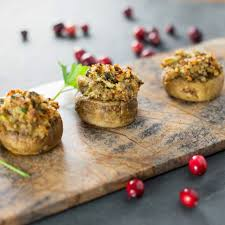 Ina Garten Hors D Oeuvres Straight To The Hips Baby Savory Stuffed Mushrooms With