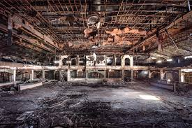Abandoned Place by Exploring The Creepiest Craziest Abandoned Spaces Of Nyc Wired