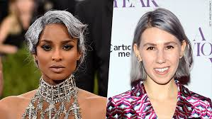 salt and pepper hair colour the science behind that gray hair dye fad may 17 2016