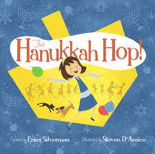 hanukkah book the hanukkah hop book by erica silverman steven d amico